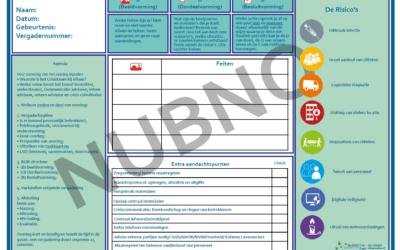 Coronavirus crisisoverleg: Aanvalsplan voor zorginstellingen